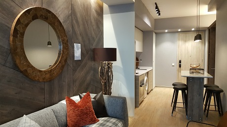 The Alps Residences Showflat Photo