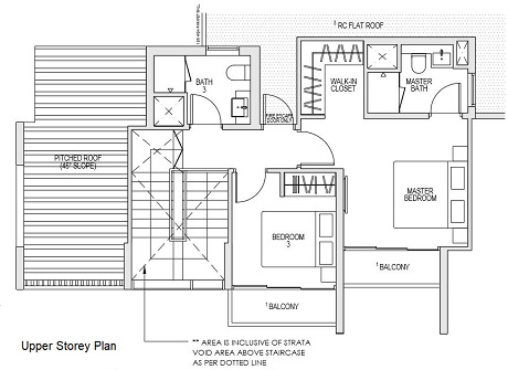 Kent Ridge Hill Residences Floor Plan