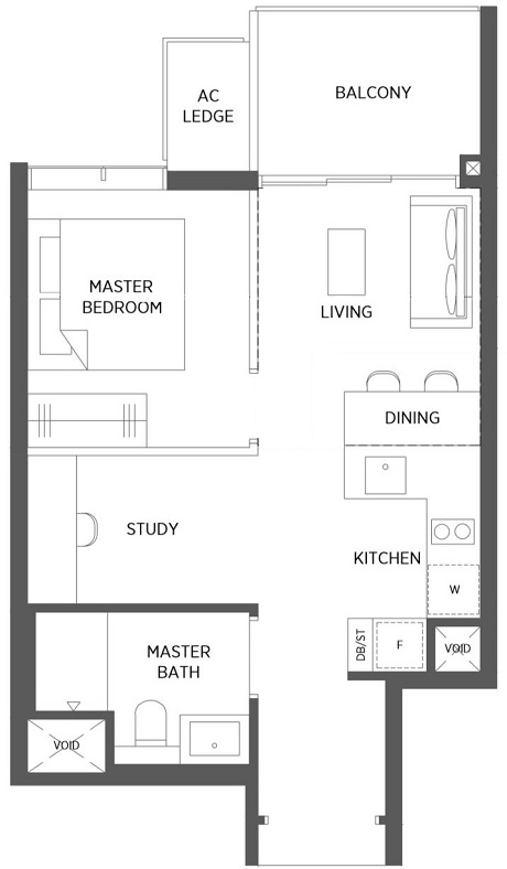 Parc Esta Floor Plan