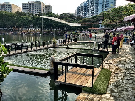 Casa Ml Mare near to Pasir Ris Fishing Pond