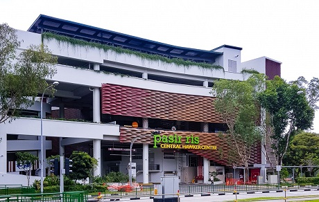 Casa Ml Mare near to Pasir Ris Hawker Centre