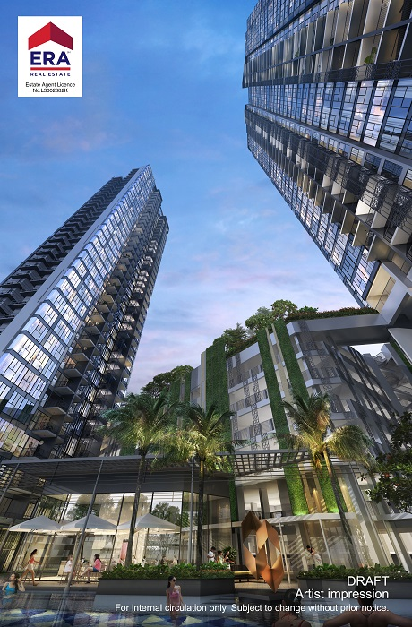 GEM Residences at Toa Payoh near School