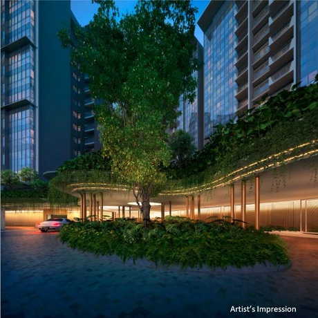 The Garden Residences Singapore Condominium