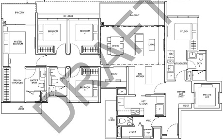 The Tapestry Floor Plan