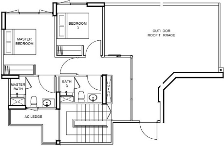 Vue 8 Residence at Pasir Ris next to Overseas Family School