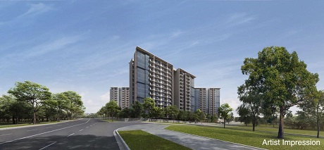 The Garden Residences Condominium Singapore at Hougang near Ang Mo Kio
